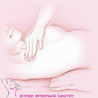 αυτοεξέταση μαστού, πως γίνεται η αυτοεξέταση μαστού, αυτοψηλάφηση μαστού
